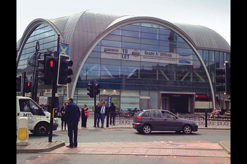 Reid Jubb Brown's Haymarket Hub in central Newcastle.
